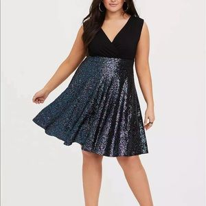 Torrid size 16 party dress or formal occasion wear